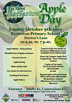 Apple Day Flier