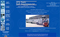 Taylor Transformers Site