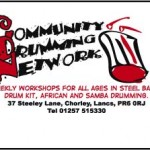 Drumming Network Logo