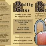 Quality Gates Leaflet