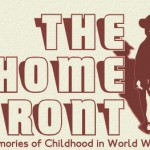 Home Front Oral History Project Logo